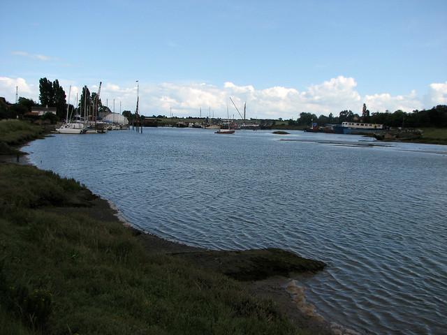 St Osyth Creek