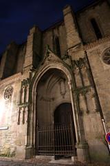 FR10 1090 Le Collégiale de Saint-Michel. Castelnaudary, Aude, Languedoc