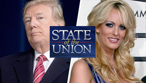 Trump Porn Partner Response to the State of the Union