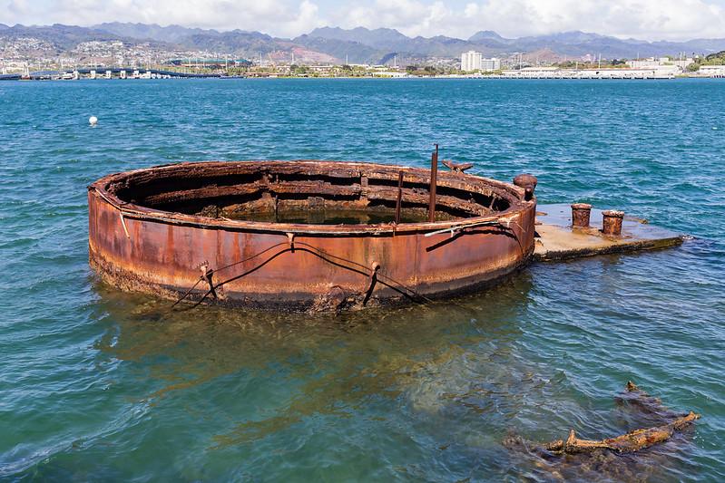 Pearl Harbor - Honolulu - Oahu - Hawaii