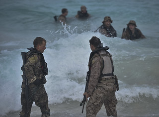 Recon Marines, Special Tactics groom joint leaders