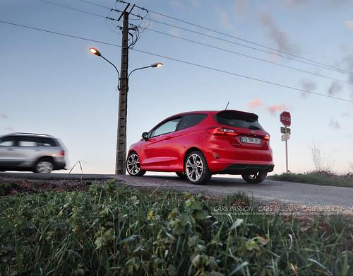 Essai Ford Fiesta STline 140