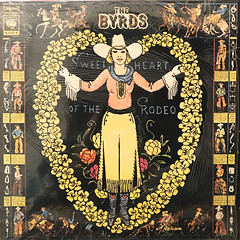 THE BYRDS:THE SWEET HEART OF THE RODEO(JACKET A)