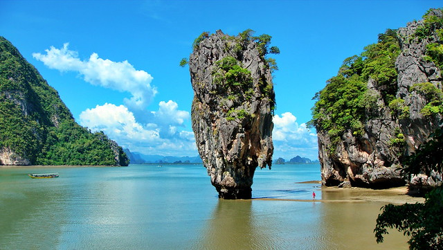 Khao Phing Kan Island, Thailand