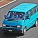 Volkswagen Transporter T4 - GE 765159 - Geneva, Switzerland