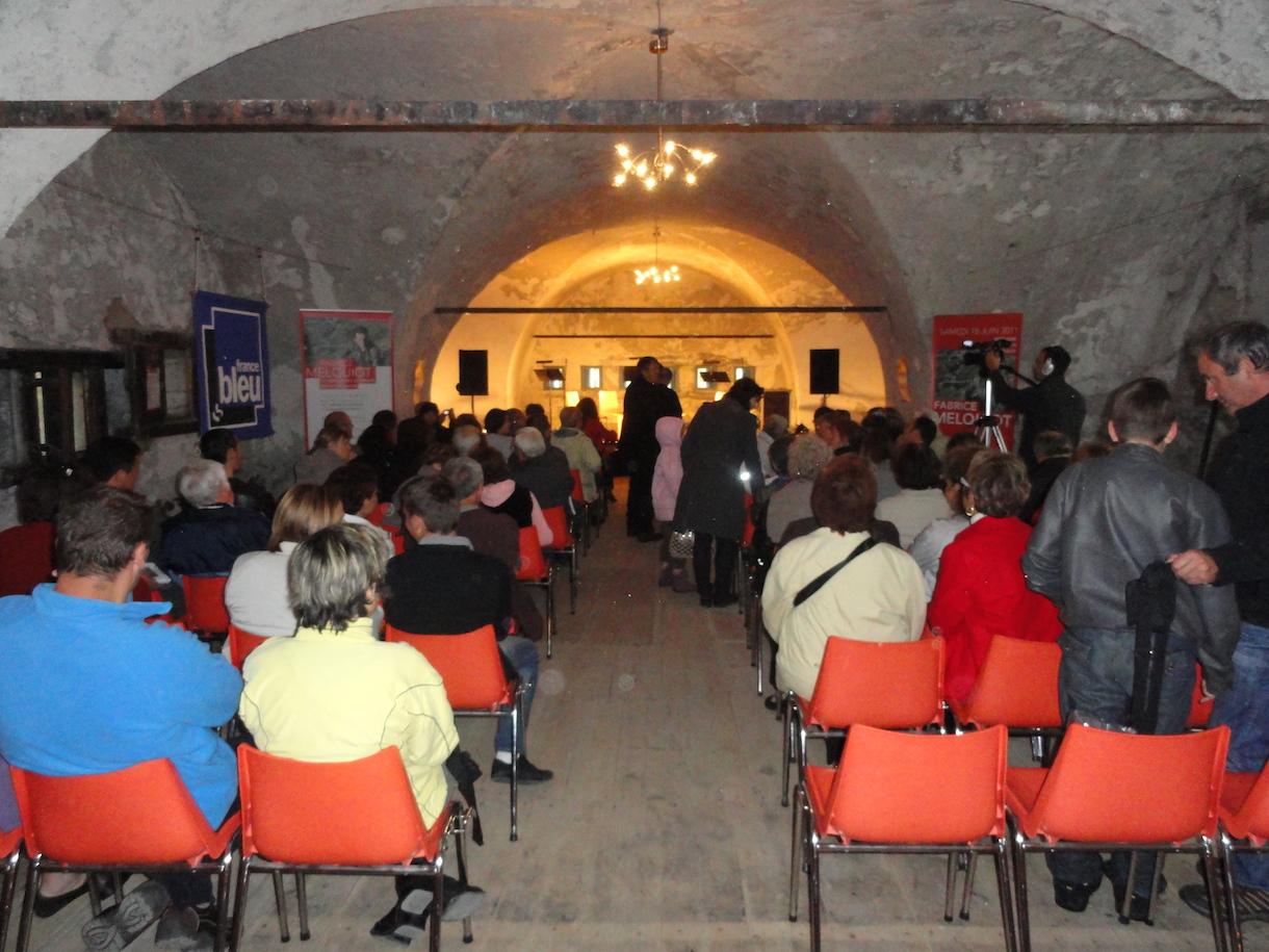 Rencontres littéraires 2011 © M. Colliot-Thélène - Fondation Facim, 2011 (38) (1)