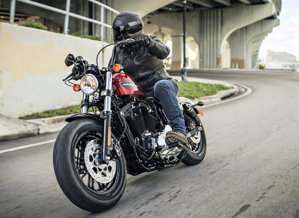 Harley-Davidson XL 1200 X Sportster Forty Eight Special 2018 - 8