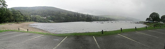 Foot of Loch Tay, Kenmore