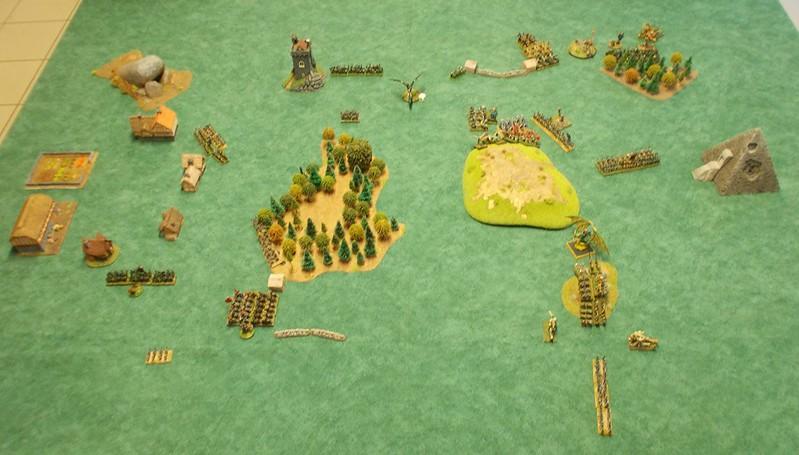 [Khemri vs Orcs & Gobs] 1500 pts - Le réveil de la pyramide 24898956167_3d7923bfb0_c