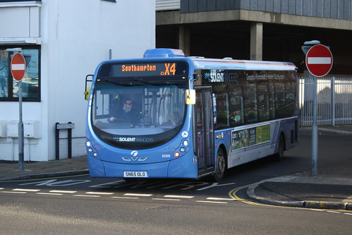 First Hampshire & Dorset 63308 SN65OLO