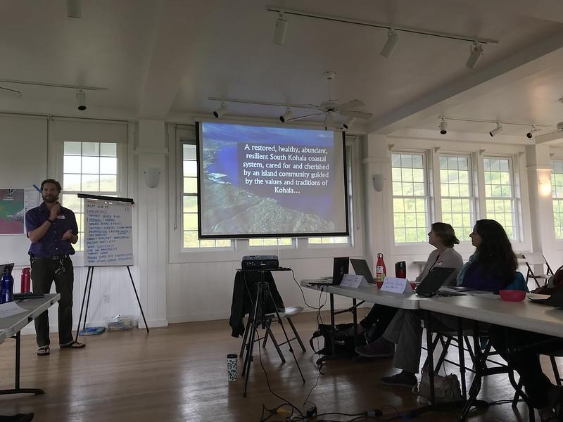 South Kohala CAP Climate Action Planning Workshop 1/23-25/18
