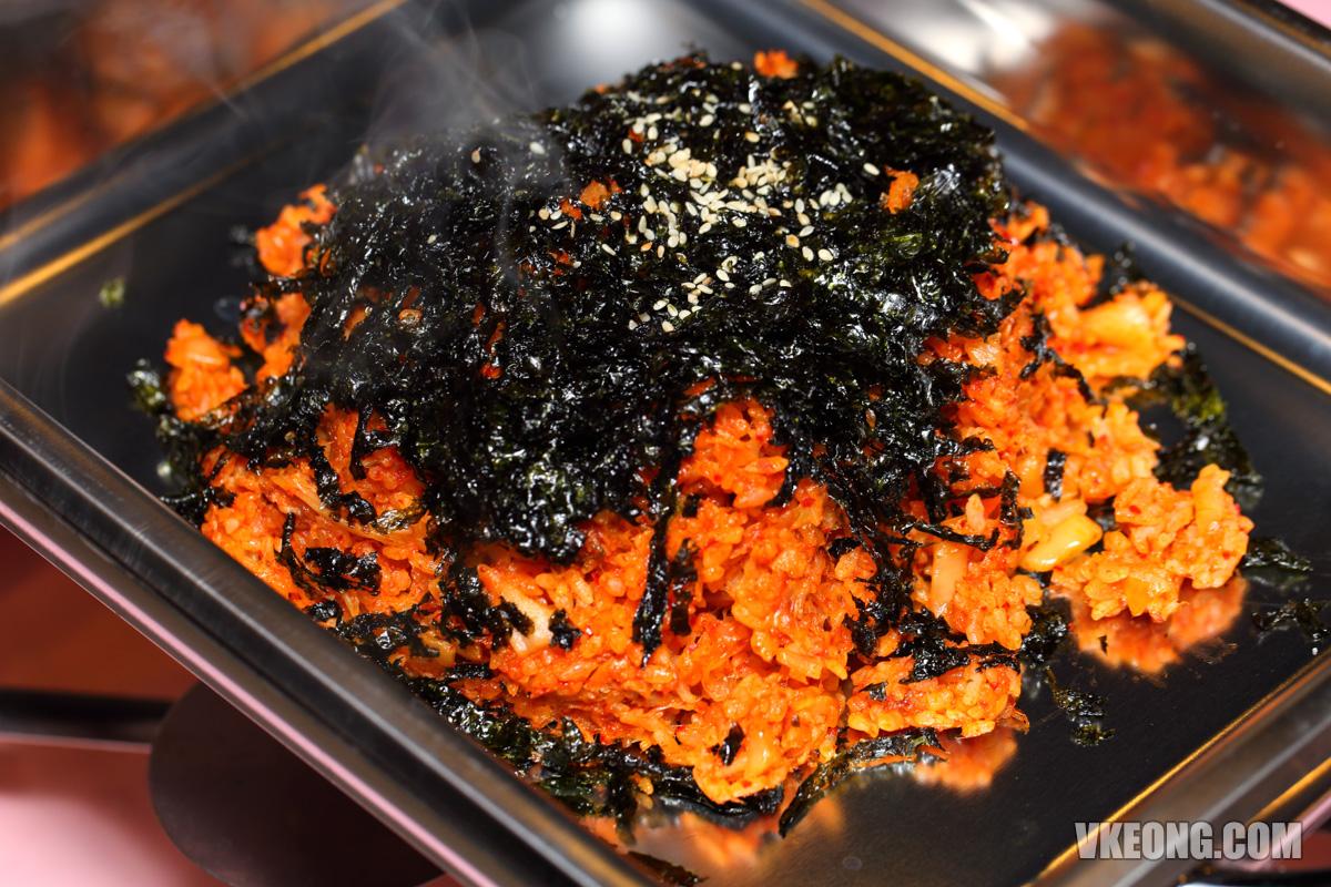 Dok-Kae-Bi-Korean-BBQ-Buffet-Kimchi-Fried-Rice