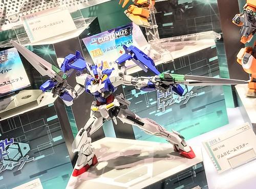 HGBD 1/144 Gundam 00 Diver
