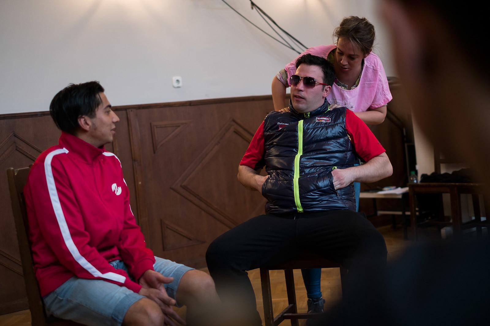 Carlo és Jenő | Fotó: Magócsi Márton