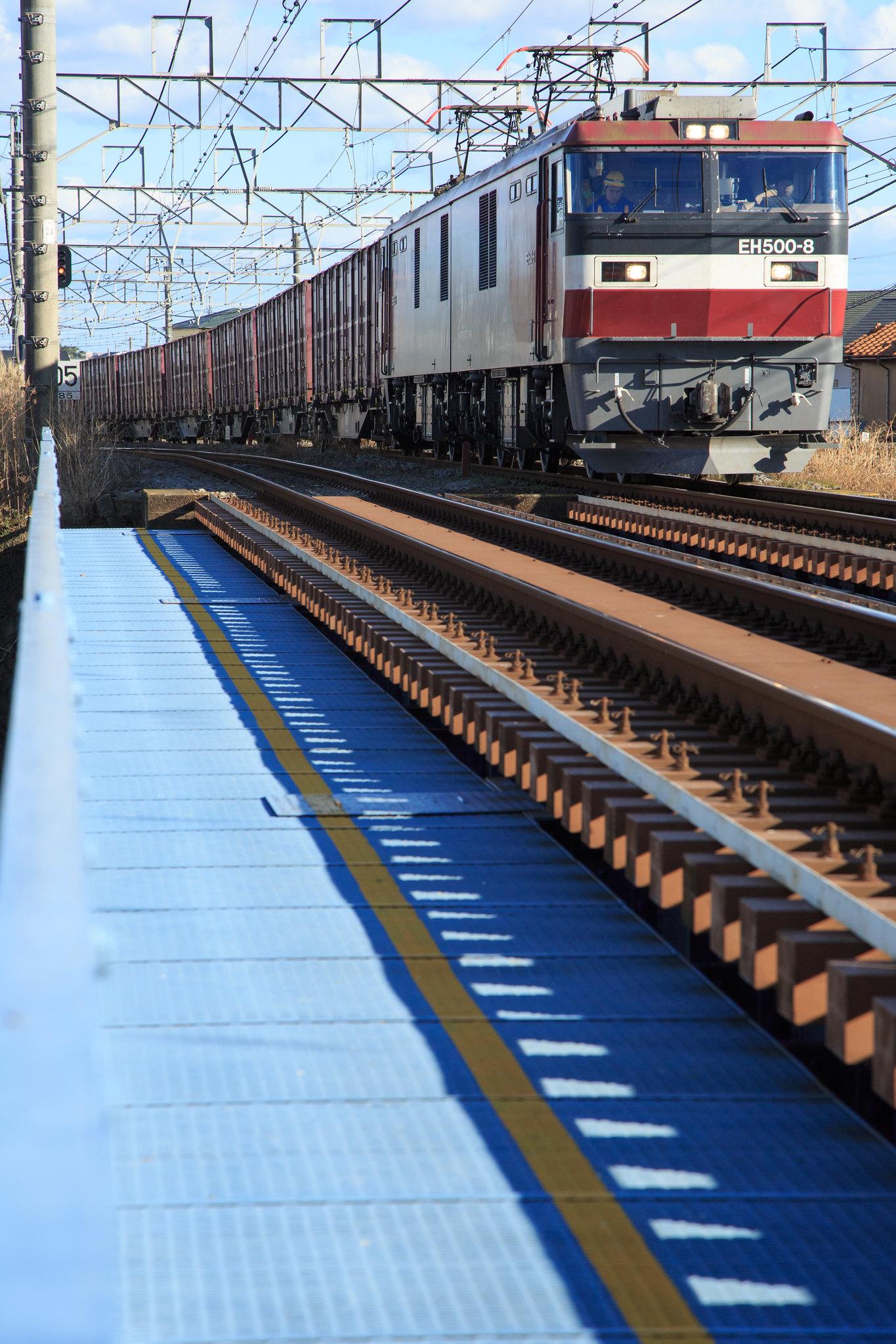 EH500 8 / Tokaido Line