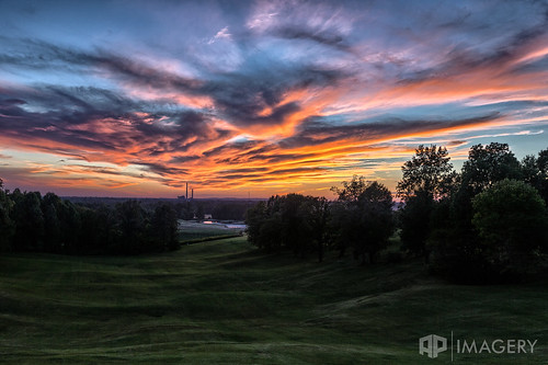 view thepearlclub county pearl landscape sunset pearlclub daviess ky club sky owensboro tpc kentucky golfcourse summir