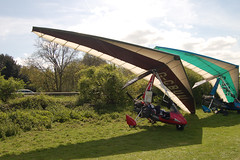 G-CBUU Solar Wings Pegasus [7917] Popham 020509