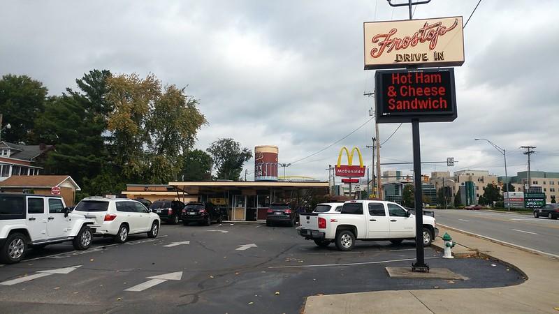 Frostop Drive In, Huntington, WV