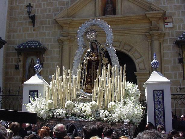 Hermandad Sacramental y Venerable Orden Tercera de los Siervos de Nuestra Madre y Señora de los Dolores.