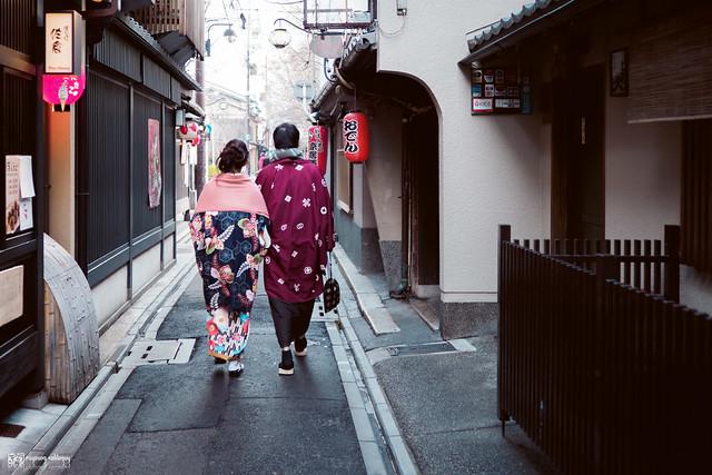 她說旅途若是卷底片 | Kyoto, ver. F1.2  | 03