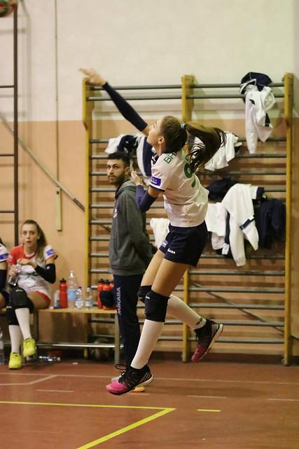 U21 Seconda Divisione 29 Gennaio 2018 Volley Cormano - Bracco Pro Patria  3 - 1