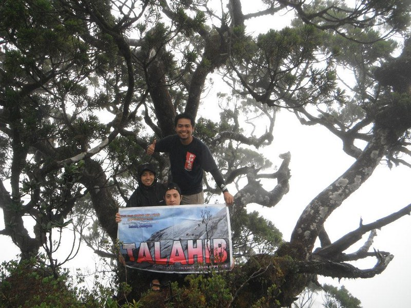 Mt_talinis_summit