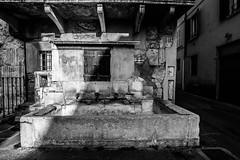 Fountain, Brescia, Italy