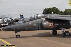 E167 705-MN - E167 - French Air Force - Dassault-Dornier Alpha Jet E - RIAT 2016 Fairford - Steven Gray - IMG_9862