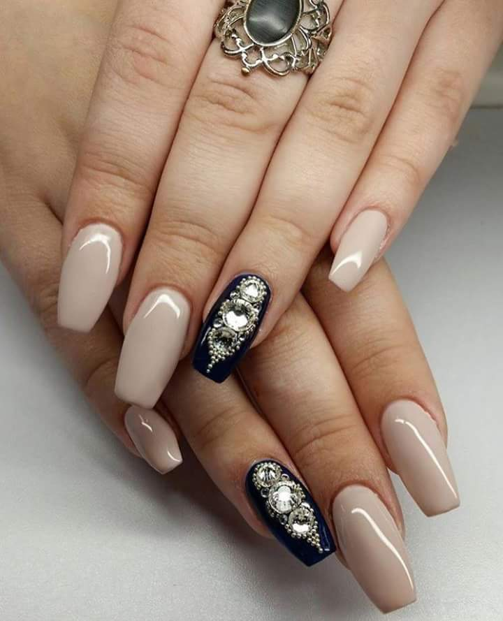 2014 Nail Art Ideas For Prom: Top 90 Lovely Prom Nail Art Designs For 2018