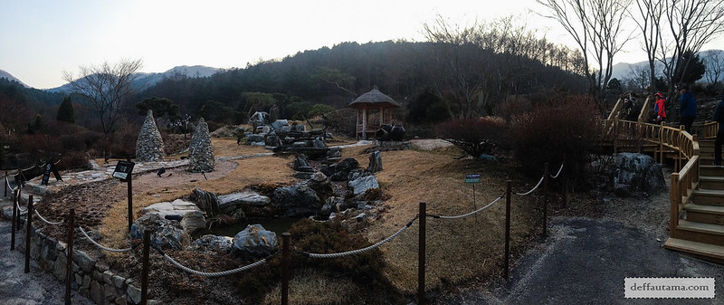 Garden of The Morning Calm - Korean Theme Garden 2
