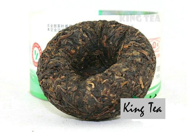 2011 ShuangJiang MengKu Tuo   Wild Leaf YunNan  Puerh Raw Tea Sheng Cha  Single 100g