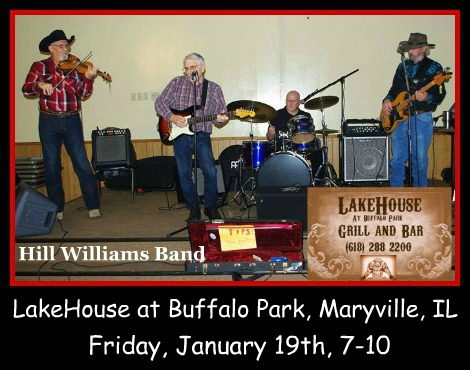 Hill Williams Band 1-19-18