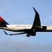 N178DN Boeing 767-332(ER), Delta Air Lines, Heathrow, London