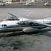 Nord 262B F-BLHU Gatwick 8-9-70