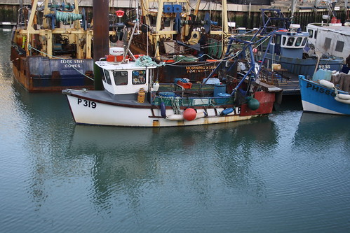 Fishing Boat P319 FAIR BAY