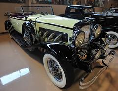 1934 Duesenberg J Supercharged Dual Cowl Phaeton