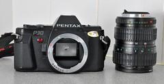 Pentax P30 SLR