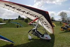 G-CBHK Solar Wings Pegasus [7871] Popham 020509