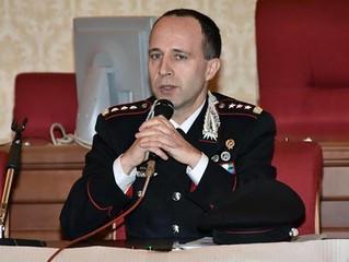 Il Colonnello Roberto Riccardi