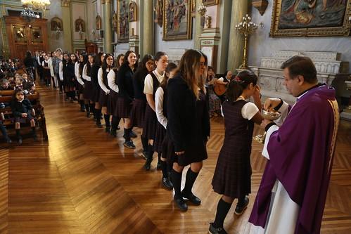 Eucaristía de Inauguración y Bendición de Alumnas Nuevas