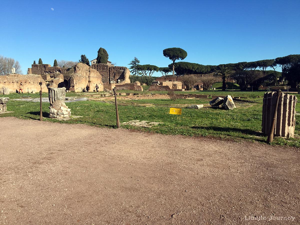 Flavian Palace