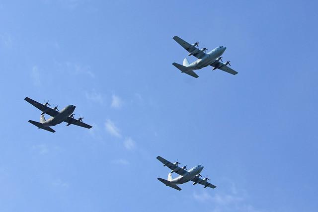 C-130H 85-1080 第1輸送航空隊 第401飛行隊 IMG_3000_2