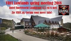 Lowlands springmeeting Landgraaf