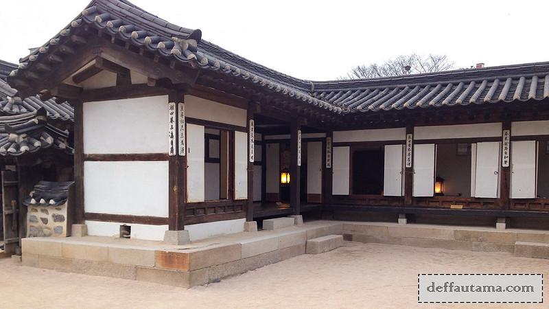 5 hari di Seoul - Namsangol Hanok Village 2