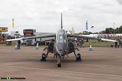 ZJ646 46 - 0155 - Royal Air Force QinetiQ - Dassault-Dornier Alpha Jet A - RIAT 2010 Fairford - Steven Gray - IMG_8779