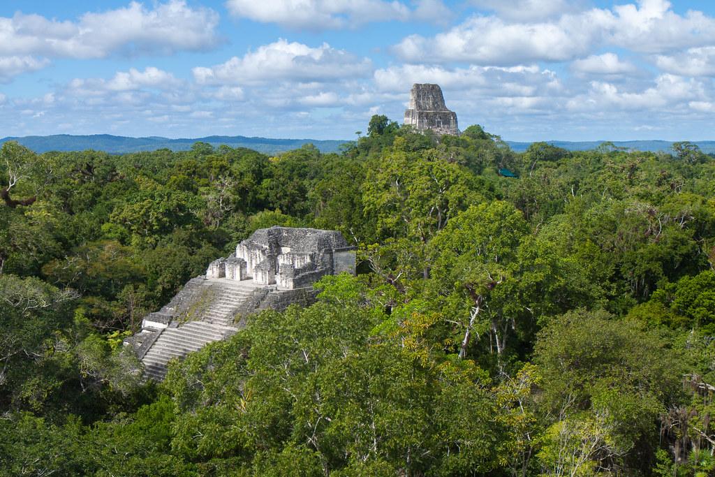 Guatemala. Tikal