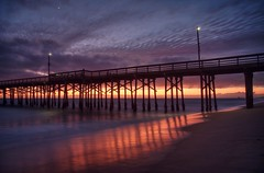 Balboa - a pleasant pier