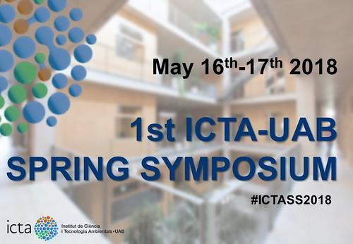 ICTA-UAB SPRING SYMPOSIUM