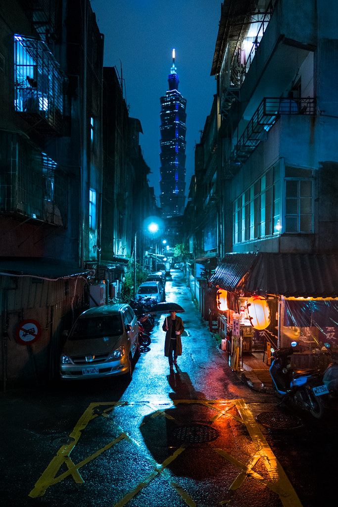 Taipei 101|夜台北
