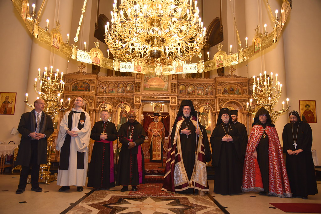 Vespers in the Week of Prayer for the Unity of Christians (25.02.2018)